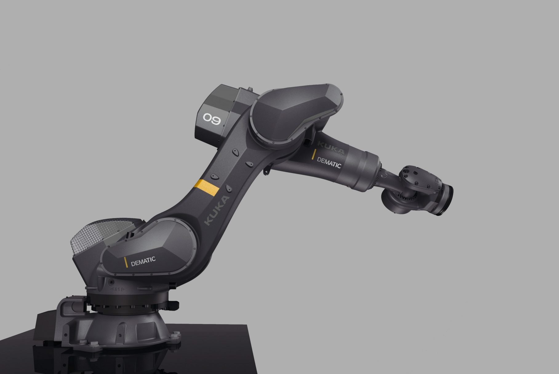 Dematic-Kuka-Robot-Arm-D-RASTER