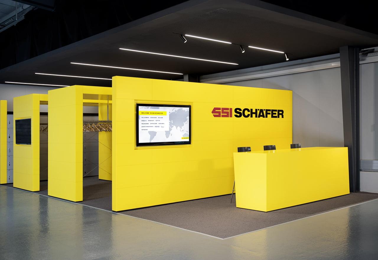 SSI Schäfer — Kundenzentrum